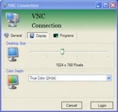 VncConnectionDisplay